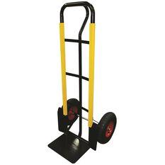 SCA Hand Trolley, Pneumatic Wheels - Black, 300kg, , scaau_hi-res
