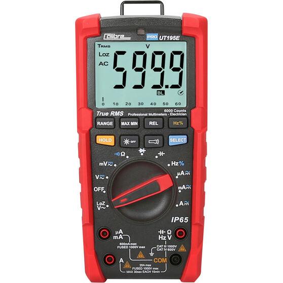 Calibre Multimeter - Digital, Professional, , scaau_hi-res