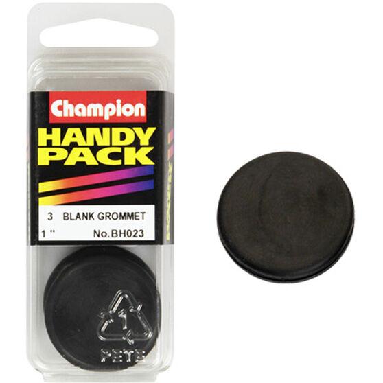 Champion Blanking Grommet - 1inch, BH023, Handy Pack, , scaau_hi-res
