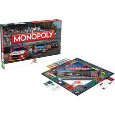 Monopoly Board Game - Supercars, , scaau_hi-res