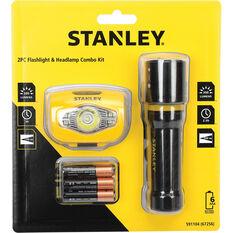 Stanley Flashlight & Headlamp Combo, , scaau_hi-res