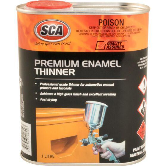 SCA Premium Enamel Thinner - 1 Litre, , scaau_hi-res