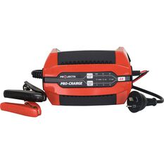Projecta Pro-Charge 12V 1-4 Amp Battery Charger, , scaau_hi-res