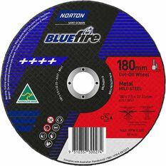Metal Cut off Disc -180 x 2.5 x 22mm, , scaau_hi-res