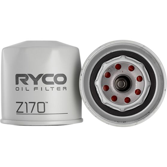 Ryco Oil Filter - Z170, , scaau_hi-res