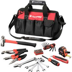 Tool Set with Bag - 56 Piece, , scaau_hi-res