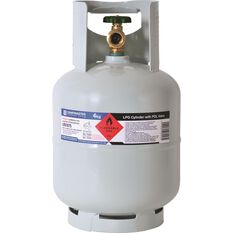 Gas Cylinder - 4kg, POL, LPG, , scaau_hi-res