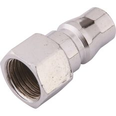 Blackridge Air Fitting Nipple, Female Plug - 1 / 4inch, , scaau_hi-res