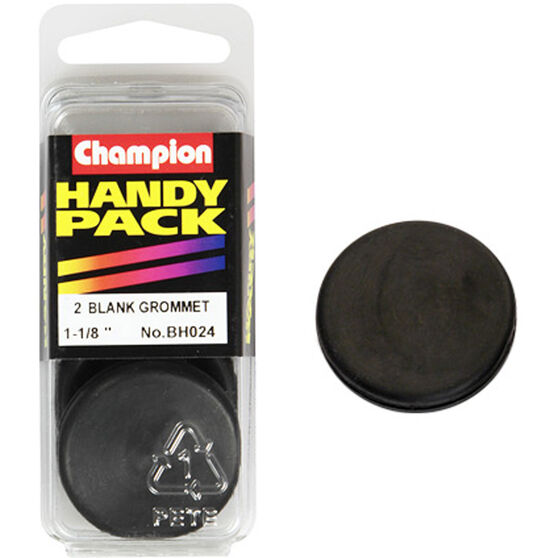 Champion Blanking Grommet - 1-1 / 8inch, BH024, Handy Pack, , scaau_hi-res