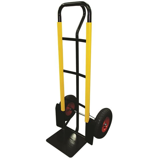 SCA Hand Trolley Pneumatic Wheels 300kg, , scaau_hi-res