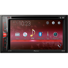 Pioneer Double Din Audio Visual Media Player With Bluetooth AVHA215BT, , scaau_hi-res