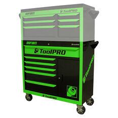 ToolPRO Neon Tool Cabinet, 6 Drawer, Roller Cabinet - Kryptonite, 42 inch, , scaau_hi-res