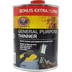 SCA General Purpose Thinner - 5 Litre, , scaau_hi-res