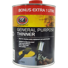 SCA General Purpose Thinner - 5 Litre, , scaau_hi-res