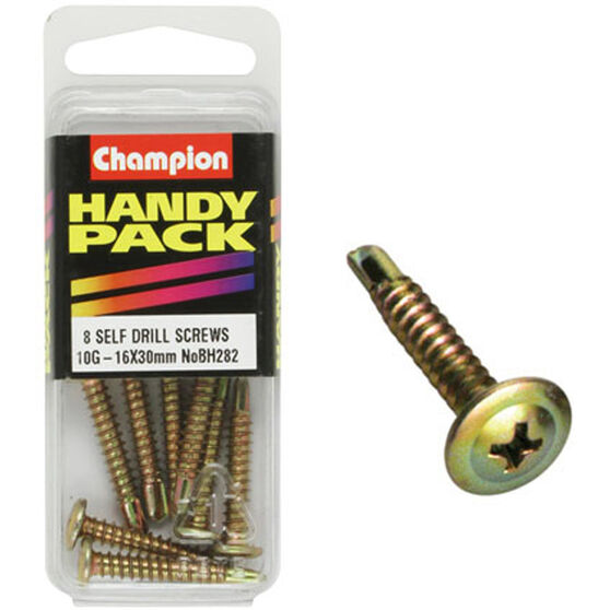Champion Self Drilling Screws - BH282, , scaau_hi-res