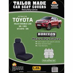 Ilana Horizon Tailor Made Pack for Toyota Hilux SR Dual Cab 07/15+, , scaau_hi-res