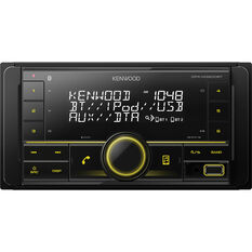 Kenwood Double Din Digital Media Player with Bluetooth - DPX-M3200BT, , scaau_hi-res
