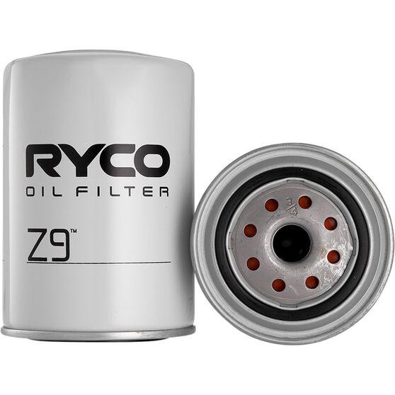 Ryco Oil Filter - Z9, , scaau_hi-res