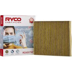 Ryco Cabin Air Filter N99 MicroShield RCA207M, , scaau_hi-res