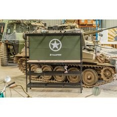 ToolPRO Heavy Duty Army Star Work Station, , scaau_hi-res