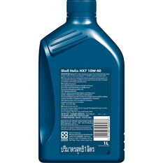 Shell Helix HX7 Engine Oil 10W-40 1 Litre, , scaau_hi-res