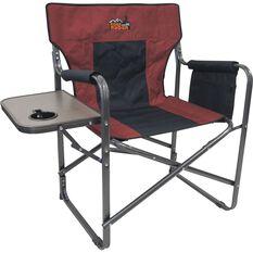Ridge Ryder Directors Camping Chair 120kg, , scaau_hi-res