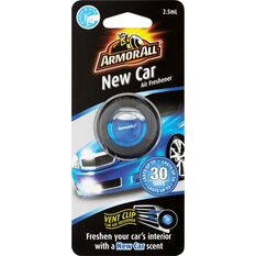 Armor All Vent Air Freshener New Car 2.5mL, , scaau_hi-res