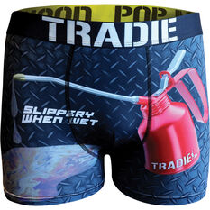Tradie Quick Dry Trunks - Oil Can S Oil Can S, Oil Can, scaau_hi-res