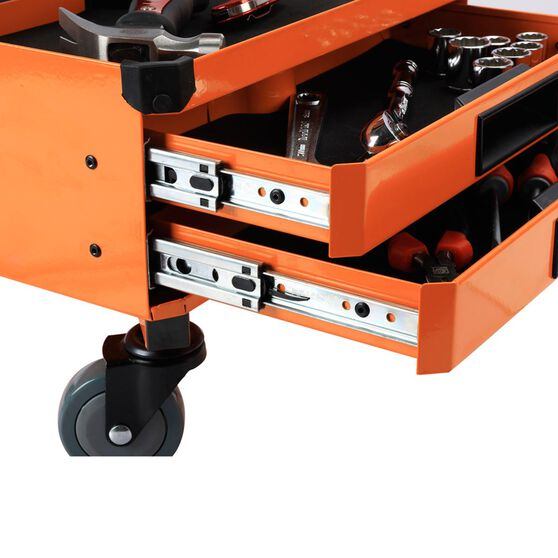 ToolPRO Roller Seat and Drawers - Orange, , scaau_hi-res