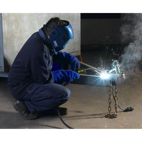 Cigweld Solid Mig Welding Wire Mini Spool - 0.9kg, 0.8mm, , scaau_hi-res