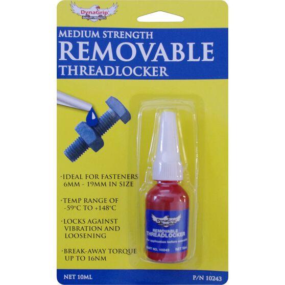 DynaGrip Threadlocker - Medium Strength, Blue, 10mL, , scaau_hi-res