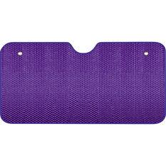 SCA Bubble Sunshade - Purple, Accordion, Front, , scaau_hi-res