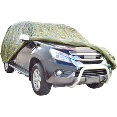 SCA 4WD Camouflage Car Cover, , scaau_hi-res