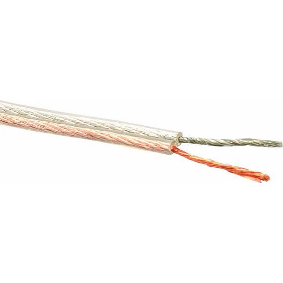 Aerpro Speaker Cable - Clear, 16G, , scaau_hi-res