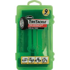 Slime Tyre Repair Kit - 9 Piece, , scaau_hi-res