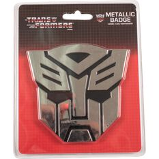 Hot Stuff Badge Sticker Autobots, , scaau_hi-res
