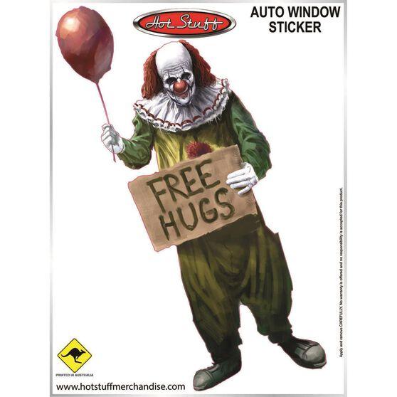 Sticker Clownhood Full SH2772, , scaau_hi-res