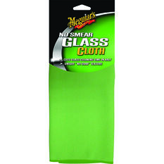 Meguiar's No Smear Glass Cloth - 40cm X 40cm, , scaau_hi-res