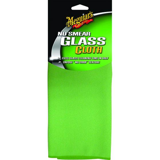 Meguiar's No Smear Glass Cloth - 40cm X 40cm, , scaau_hi-res