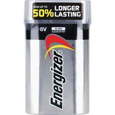 Battery - Alkaline, 6V Lantern, 1 Pack, , scaau_hi-res