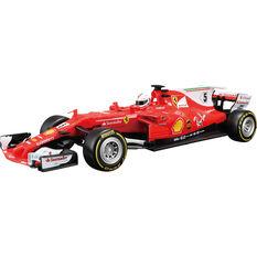 Remote Control Car - Formula 1 Vettel Ferrari, 1:24 Scale, , scaau_hi-res