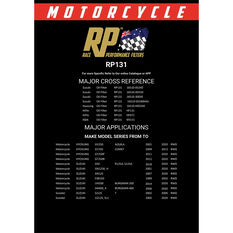Race Performance Motorcycle Oil Filter RP131, , scaau_hi-res