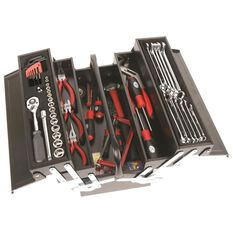 Tool Kit - Cantilever, 197 Piece, , scaau_hi-res