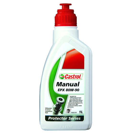 EPX Differential & Manual Transmission Fluid - 80W-90, 1 Litre, , scaau_hi-res