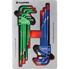 ToolPRO EVA Hex Key Set 18 Piece, , scaau_hi-res
