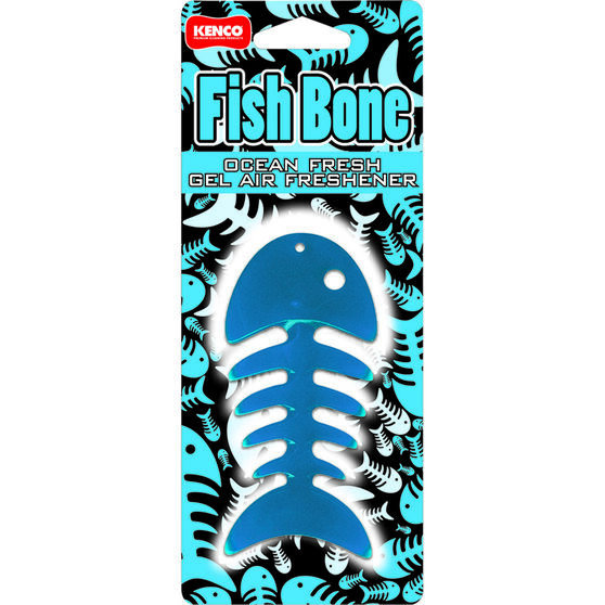 Kenco Air Freshener - Fish Bone Ocean, , scaau_hi-res