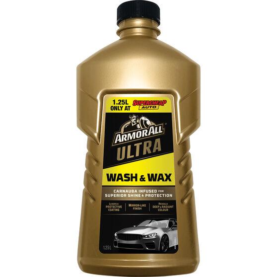 Armor All Ultra Wash & Wax 1.25 Litre, , scaau_hi-res