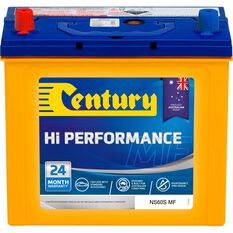Century Hi Performance Car Battery NS60S MF, , scaau_hi-res