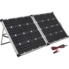 Solar Battery Charger Kit - 130 Watt, , scaau_hi-res