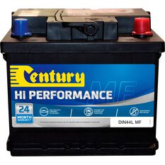 Century Hi Performance Car Battery DIN44L MF, , scaau_hi-res